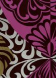 Reflections Lumiere Damson Wallpaper 1908/305 By Prestigious Textiles